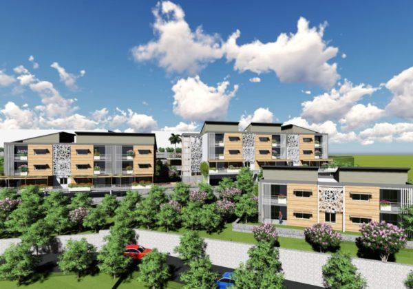 Quadran : 22 logements neufs en accession à Moulin Joli